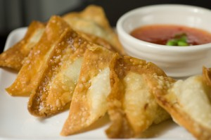 Fried Crabmeat Cheese Wonton